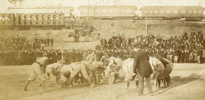 rugby history 1895